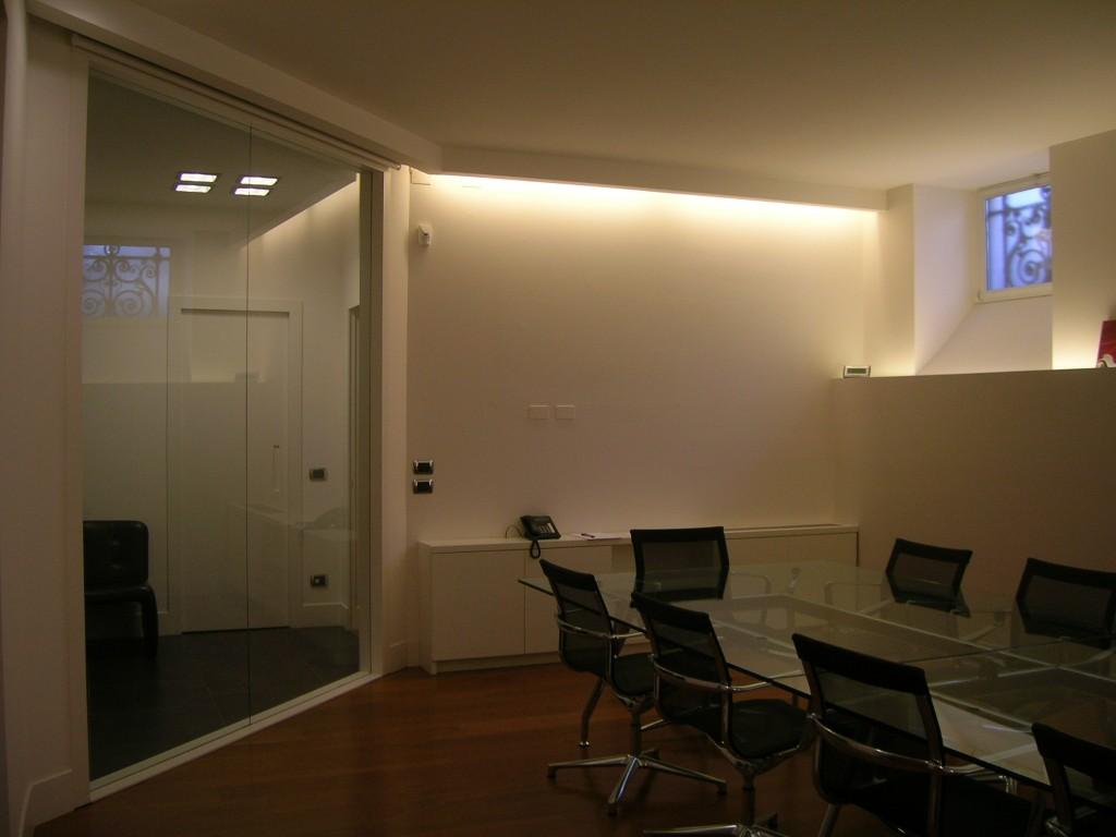 Seminterrato chic ‹ Architetto Irene Maggi (Milano) – Studio di architettura Punto Progetto di ...