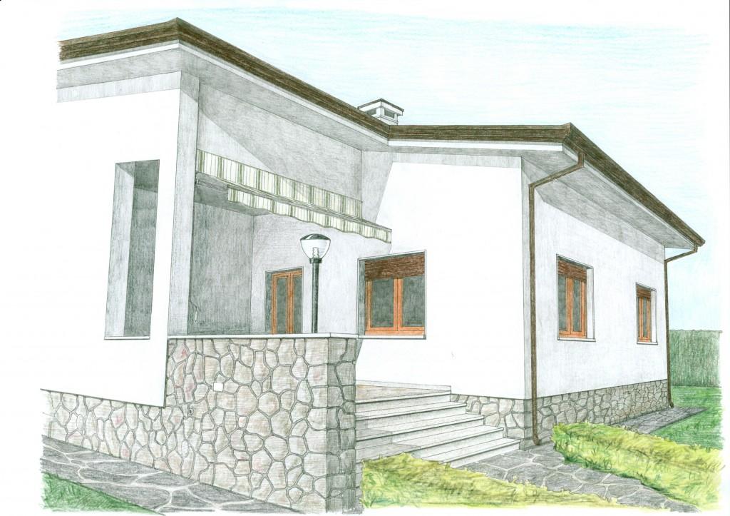 Progetti Per Esterni : Restyling versilia u esterni u architetto irene maggi milano